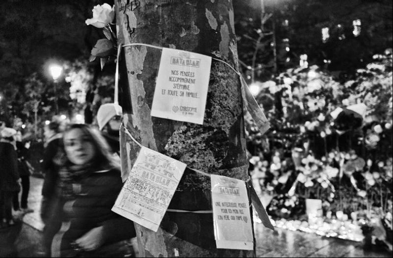 """Dal reportage realizzato in occasione della riapertura del """"Bataclan"""" a Parigi, un anno dopo l'attentato"""