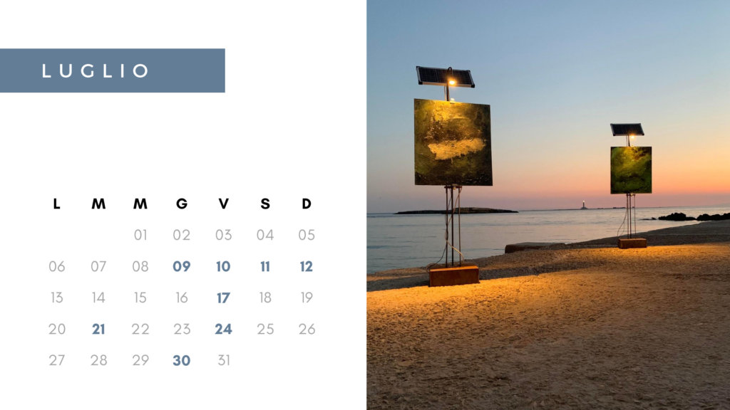 calendario luglio 2020