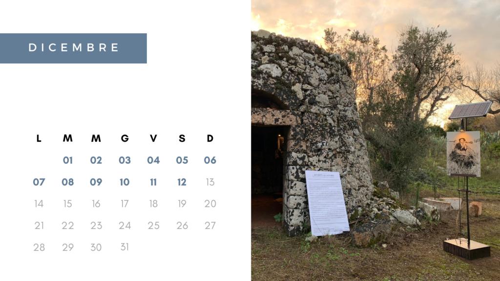 calendario dicembre 2020